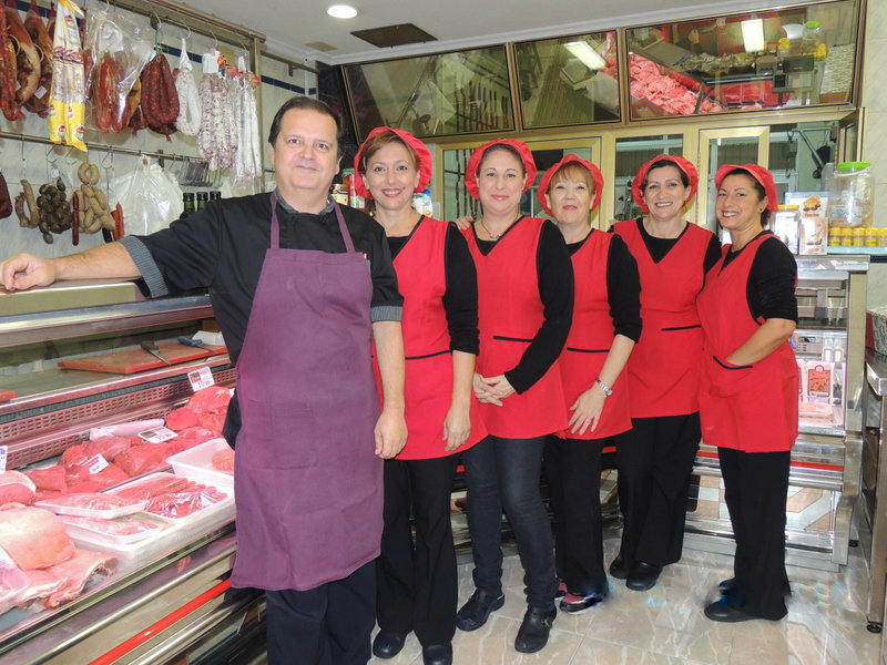 El equipo de La Carnicería de Ramón