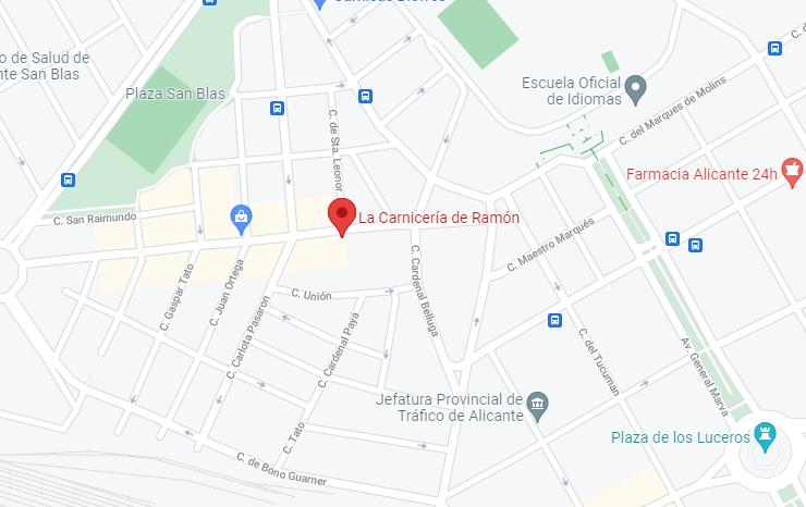 mapa-ubicacion-la-carniceria-de-ramon-alicante